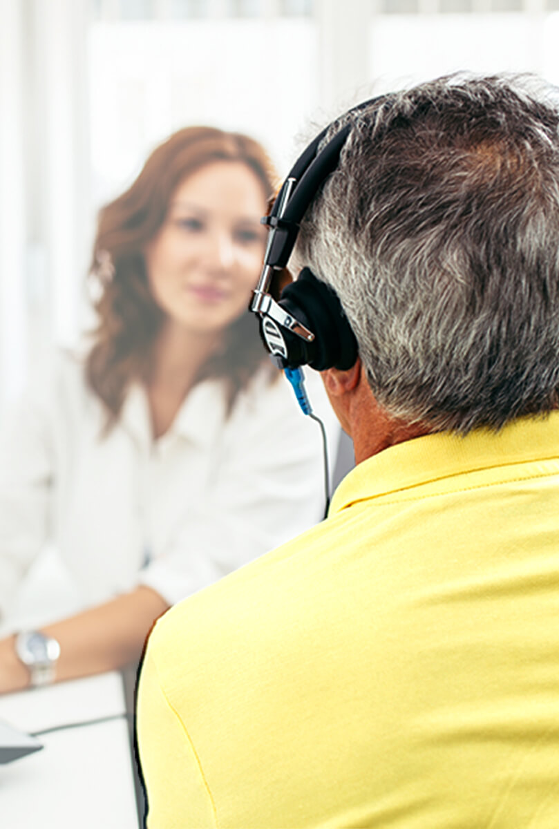 Audiology Services Hearing Test - Mobile