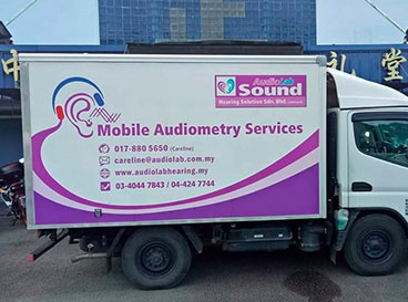 Mobile Audiometry Service